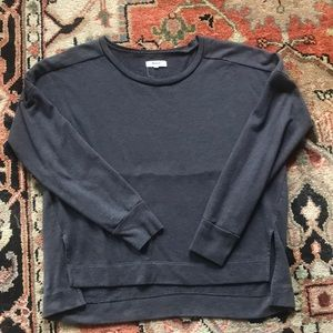 MADEWELL Scoop Sweatshirt